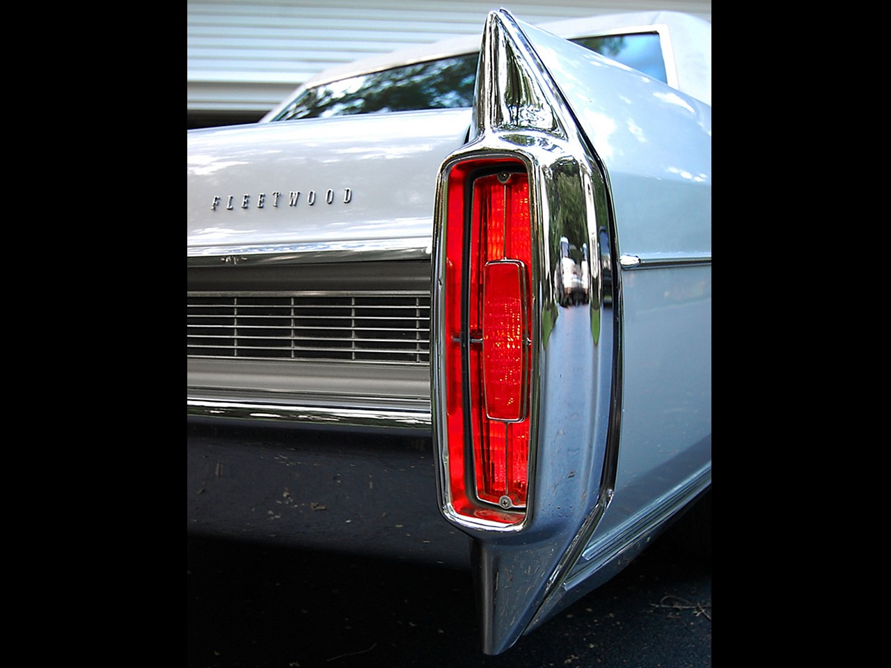 1965 Fleetwood Brougham 1