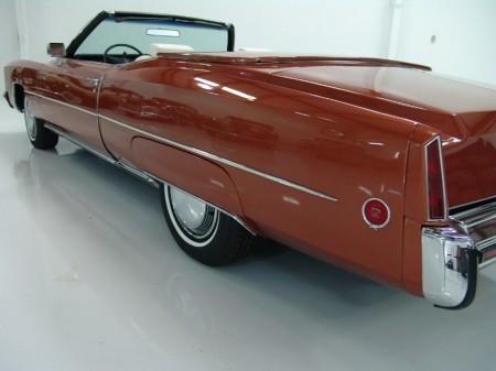 1973 Eldorado tail fin