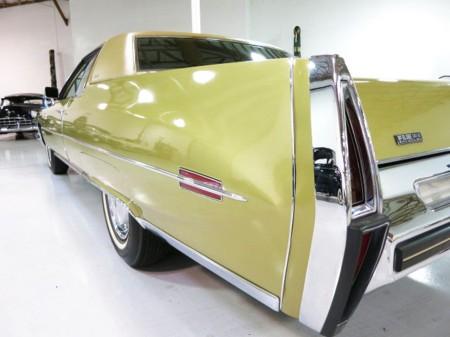 1973 tail fin