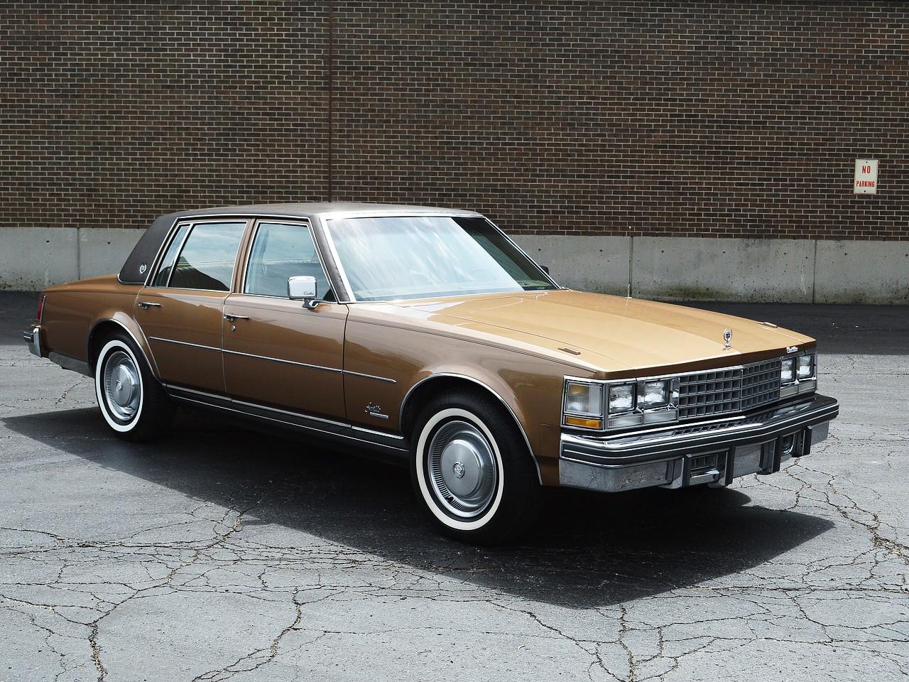 1976 Cadillac Seville 12