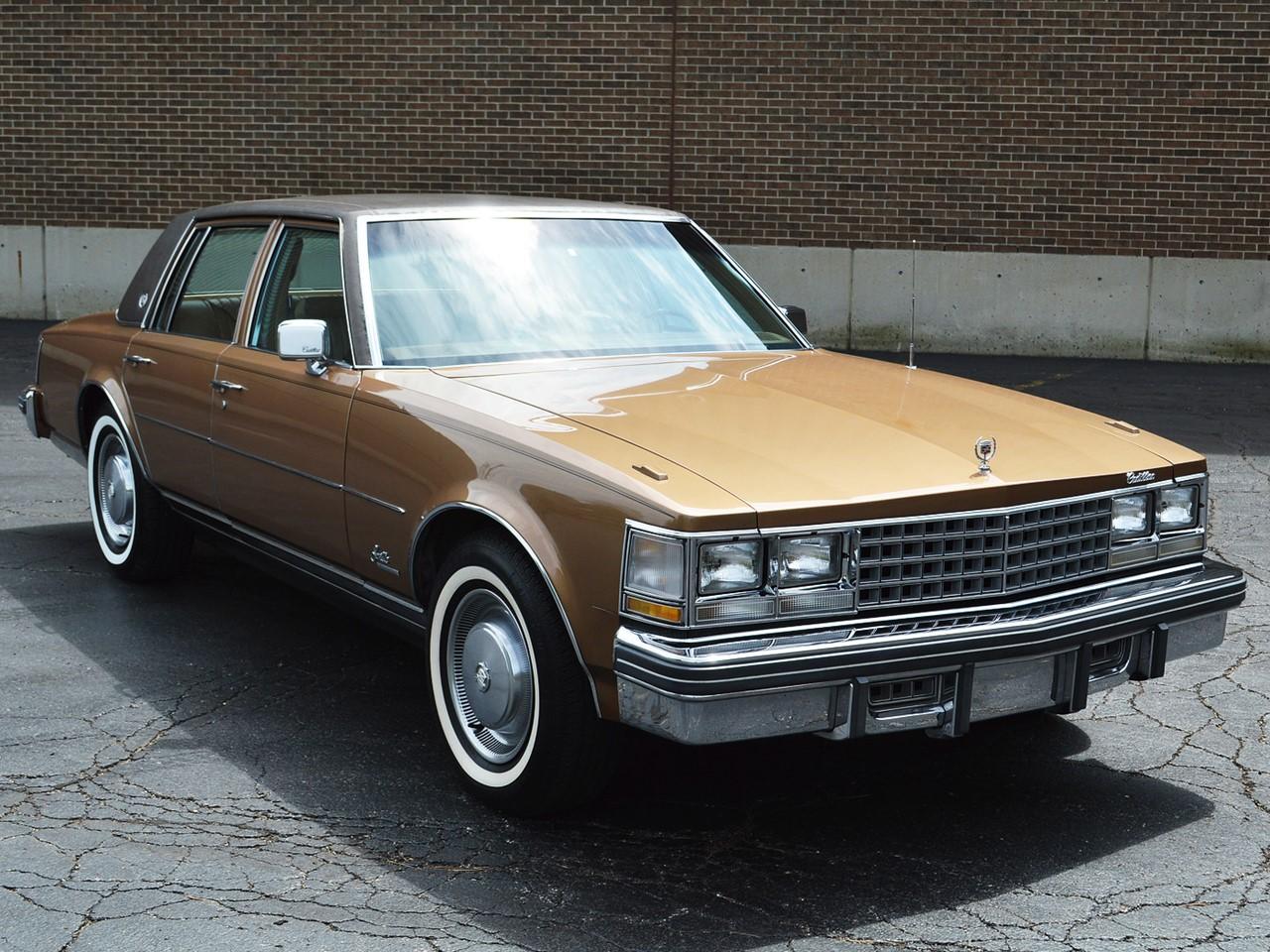1976 Cadillac Seville 13
