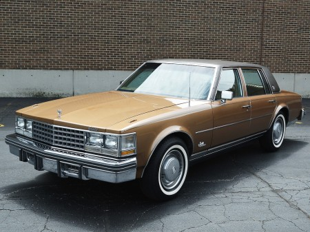 1976 Cadillac Seville 14