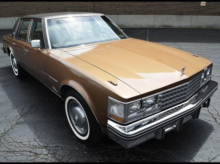 1976 Cadillac Seville 15