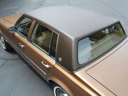1976 Cadillac Seville 19