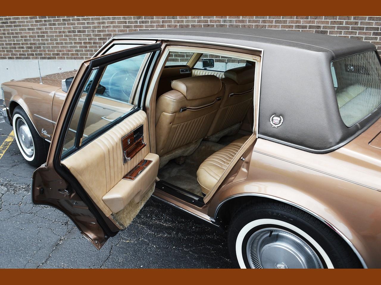 1976 Cadillac Seville 20