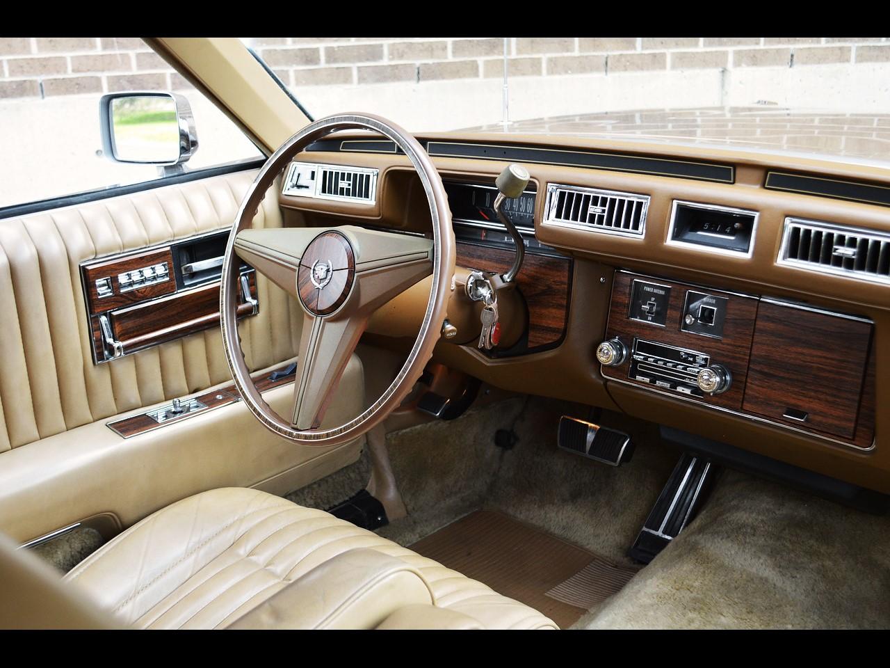 1976 Cadillac Seville 21