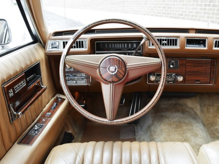 1976 Cadillac Seville 23