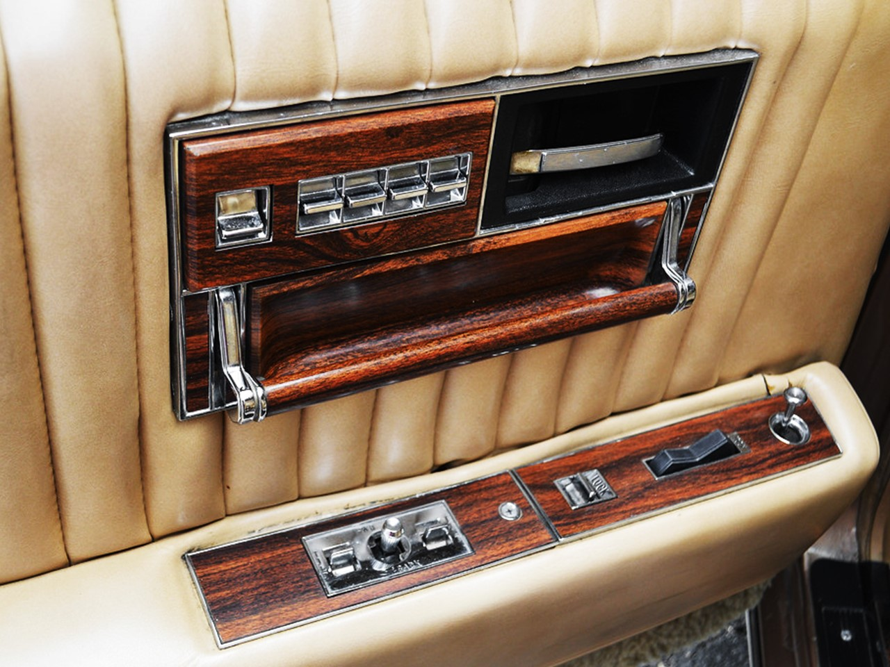 1976 Cadillac Seville The Penalty Of Leadership Notoriousluxury 1978 Deville Interior 24