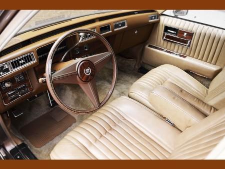 1976 Cadillac Seville 25