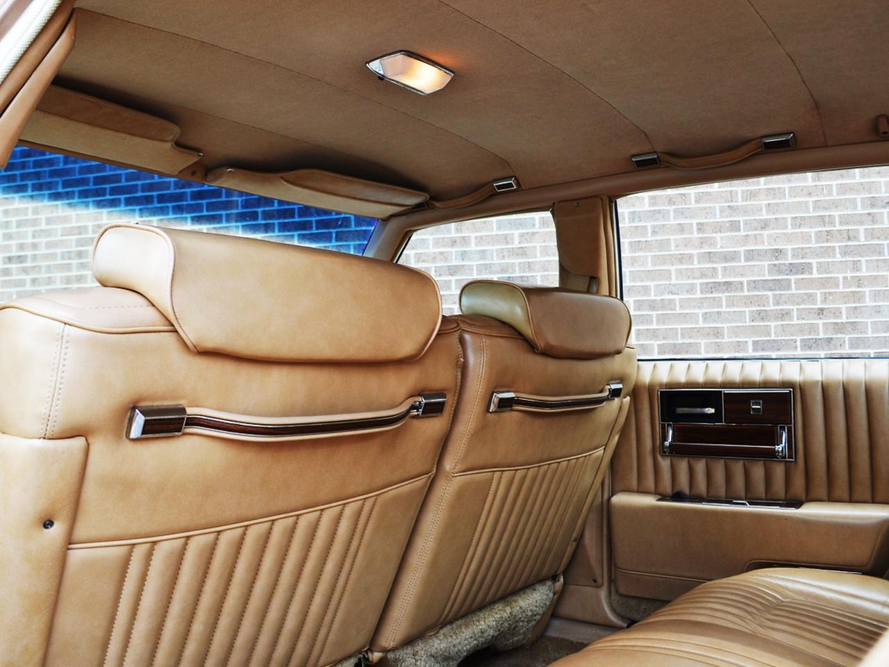 1976 Cadillac Seville 26