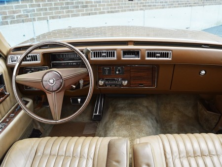 1976 Cadillac Seville 28