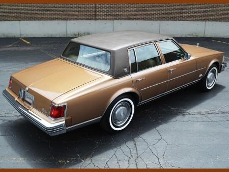 1976 Cadillac Seville 32
