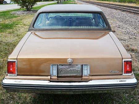 1976 Cadillac Seville 4