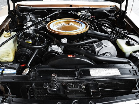 1976 Cadillac Seville 42