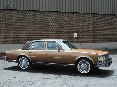 1976 Cadillac Seville 43