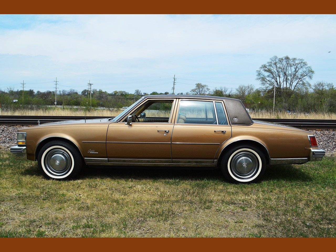 1976 Cadillac Seville The Penalty Of Leadership