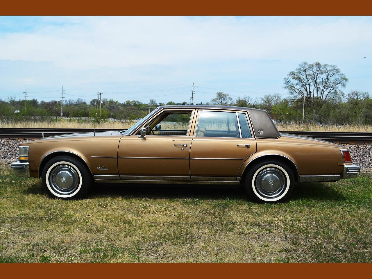1976 Cadillac Seville 44