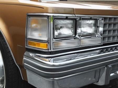 1976 Cadillac Seville 47