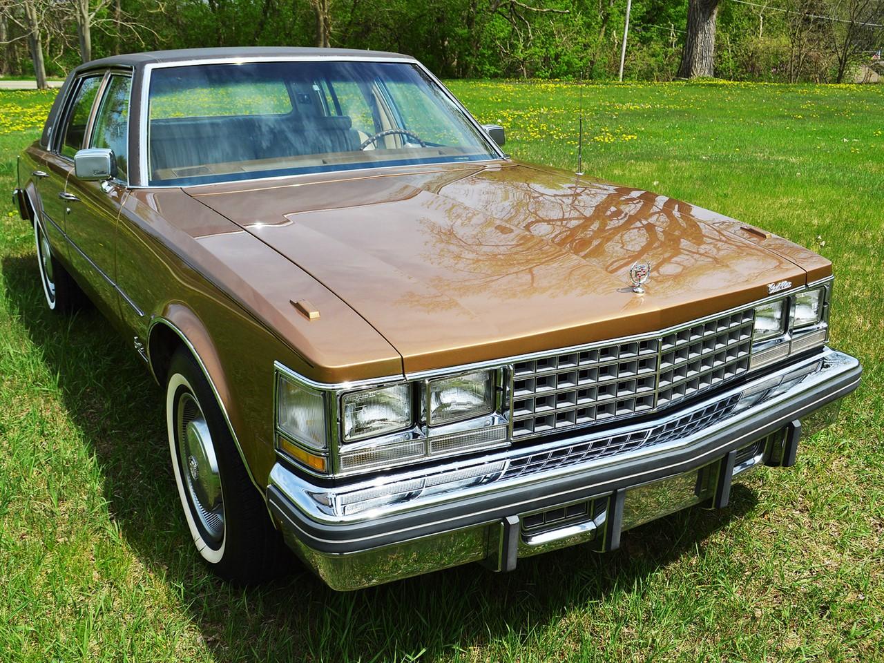 1976 Cadillac Seville 5