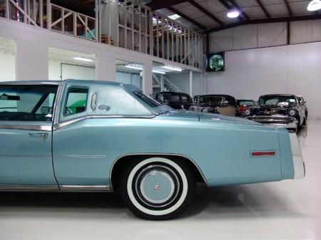 1977 Eldorado Custom Biarritz 6