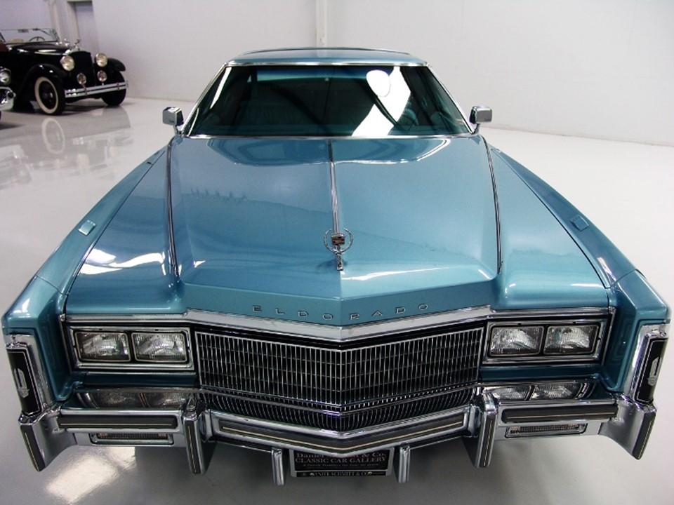 1977 Eldorado Custom Biarritz 8