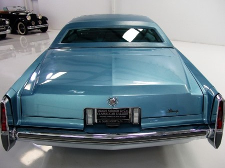 1977 Eldorado Custom Biarritz 9