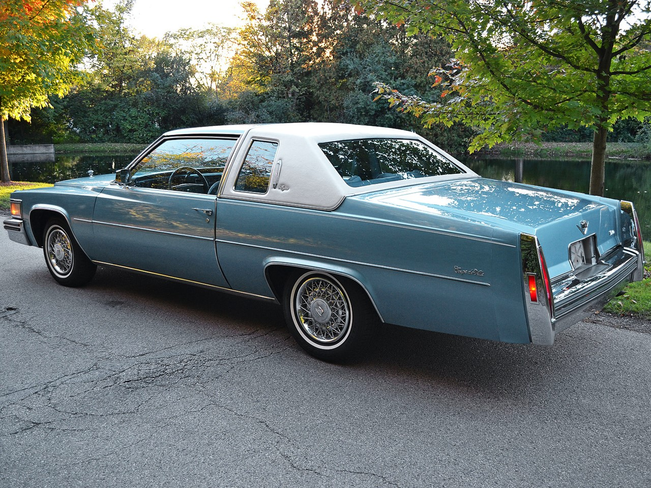 1978 Cadillac DeVille Coupe d'Elegance | NotoriousLuxury