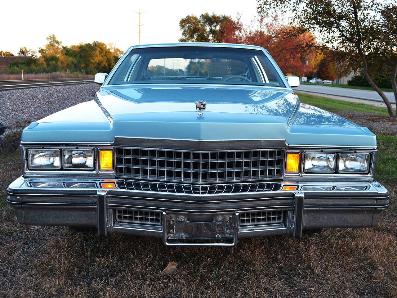 1978 Cadillac DeVille Coupe d'Elegance | NotoriousLuxury