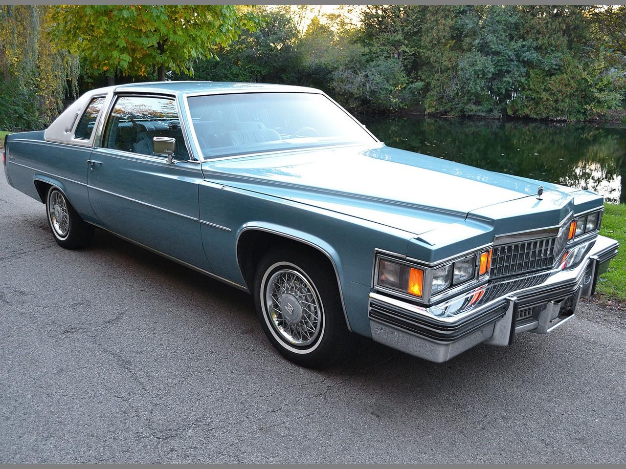 1978 Cadillac Deville Coupe D Elegance Notoriousluxury