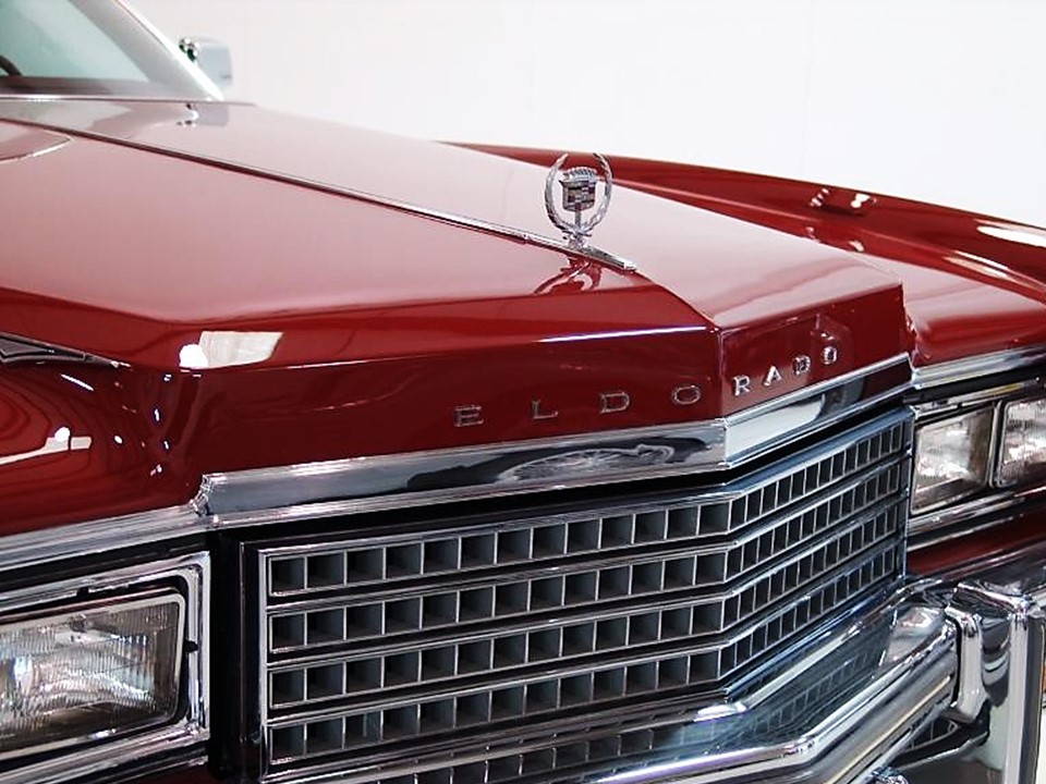 1978 Eldorado Custom Biarritz 7
