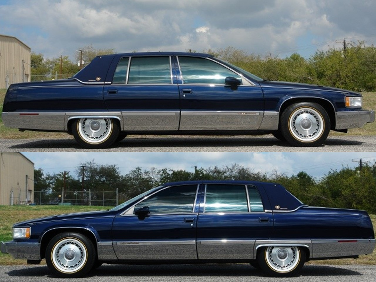 1994 Cadillac Fleetwood Brougham The End Of An