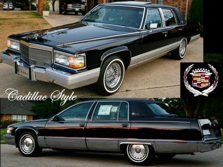 Cadillac Style