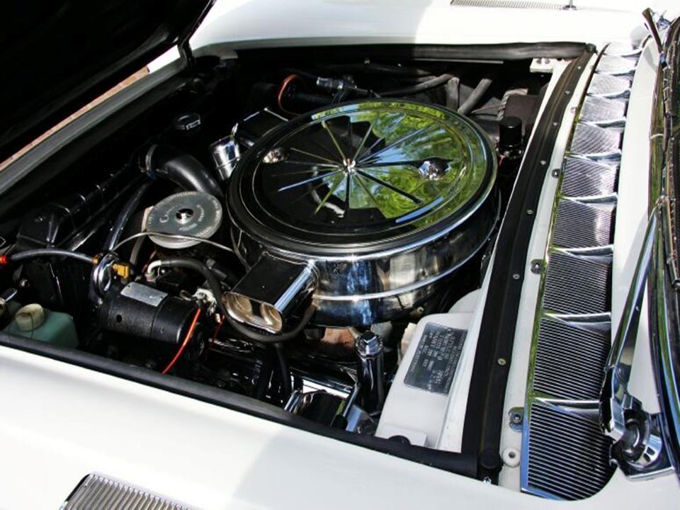 Engine 1957 Eldorado Brougham
