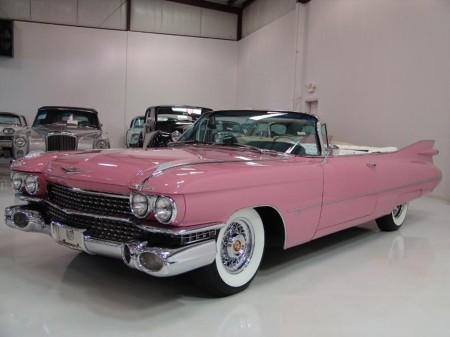Pink Cadillac 1