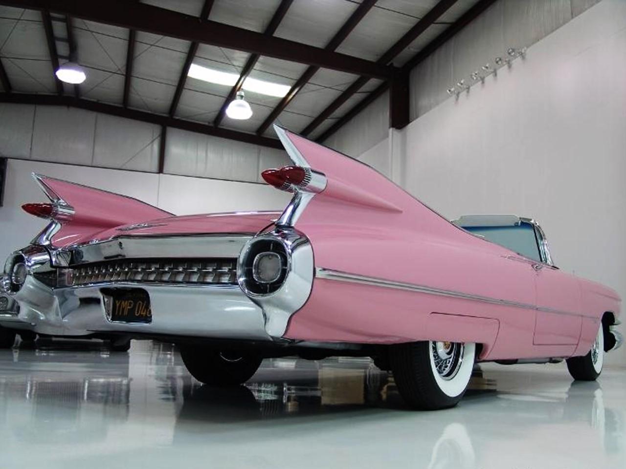 Pink Cadillac 5