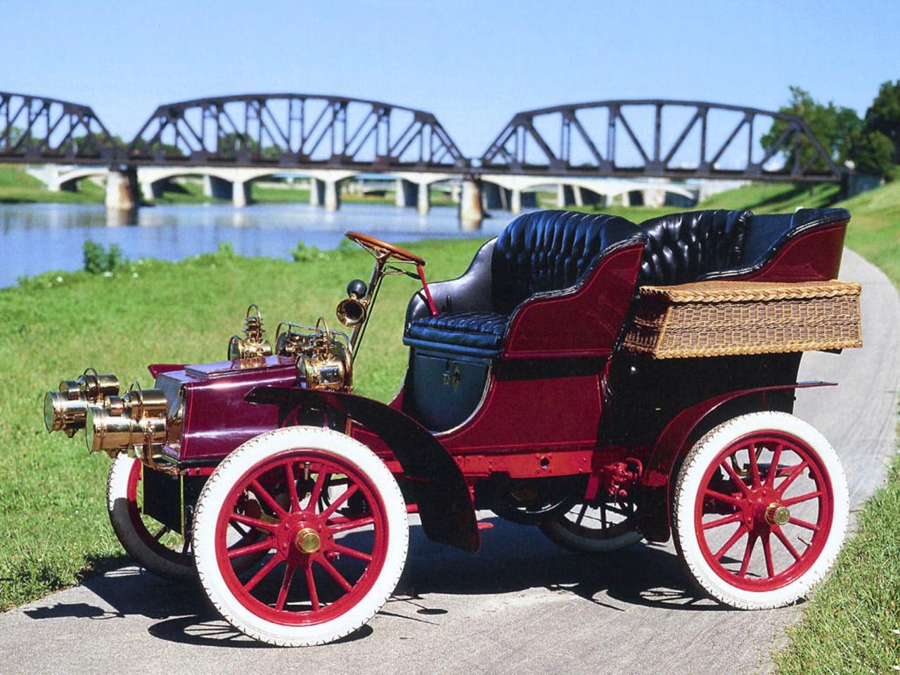 1904 Model B Touring 1
