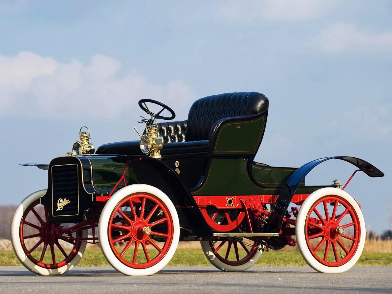 1908 Model S