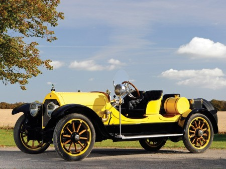 1918 Model 57 Raceabout