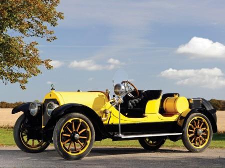 1918 Model 57 Raceabout