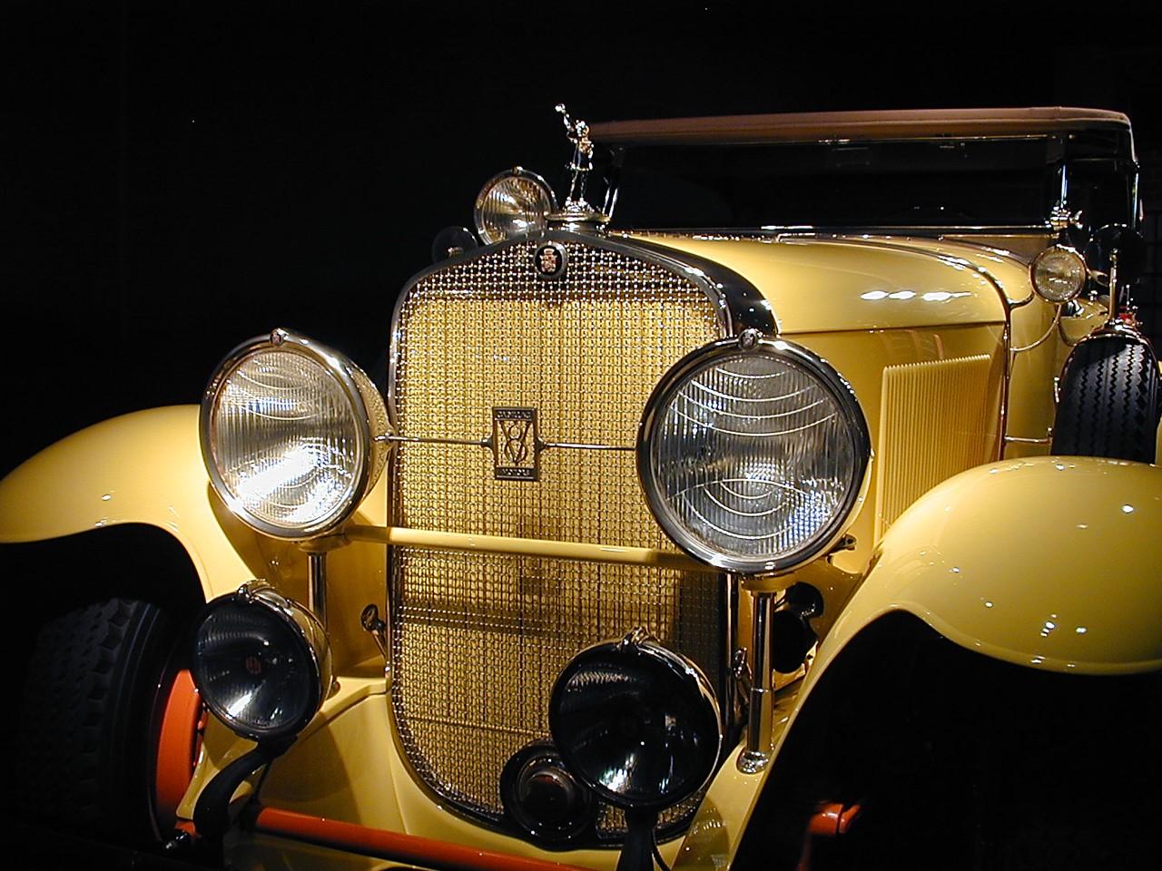 1929 Cadillac V-8 Dual Cowl Phaeton