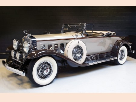 1930 Cadillac V16 Roadster