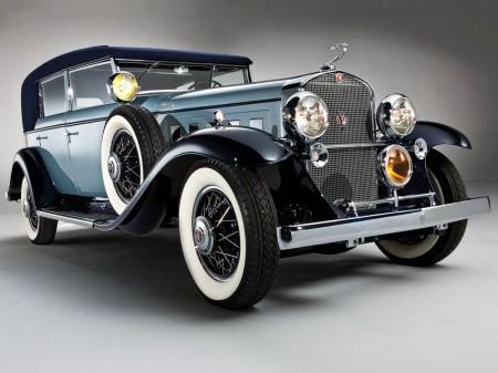 1930 V16 Phaeton 2