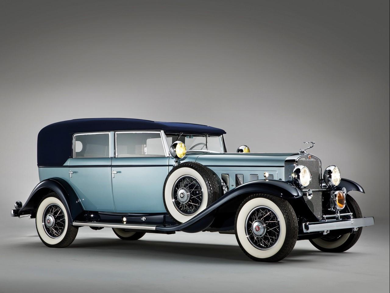 1930 V16 Phaeton 3