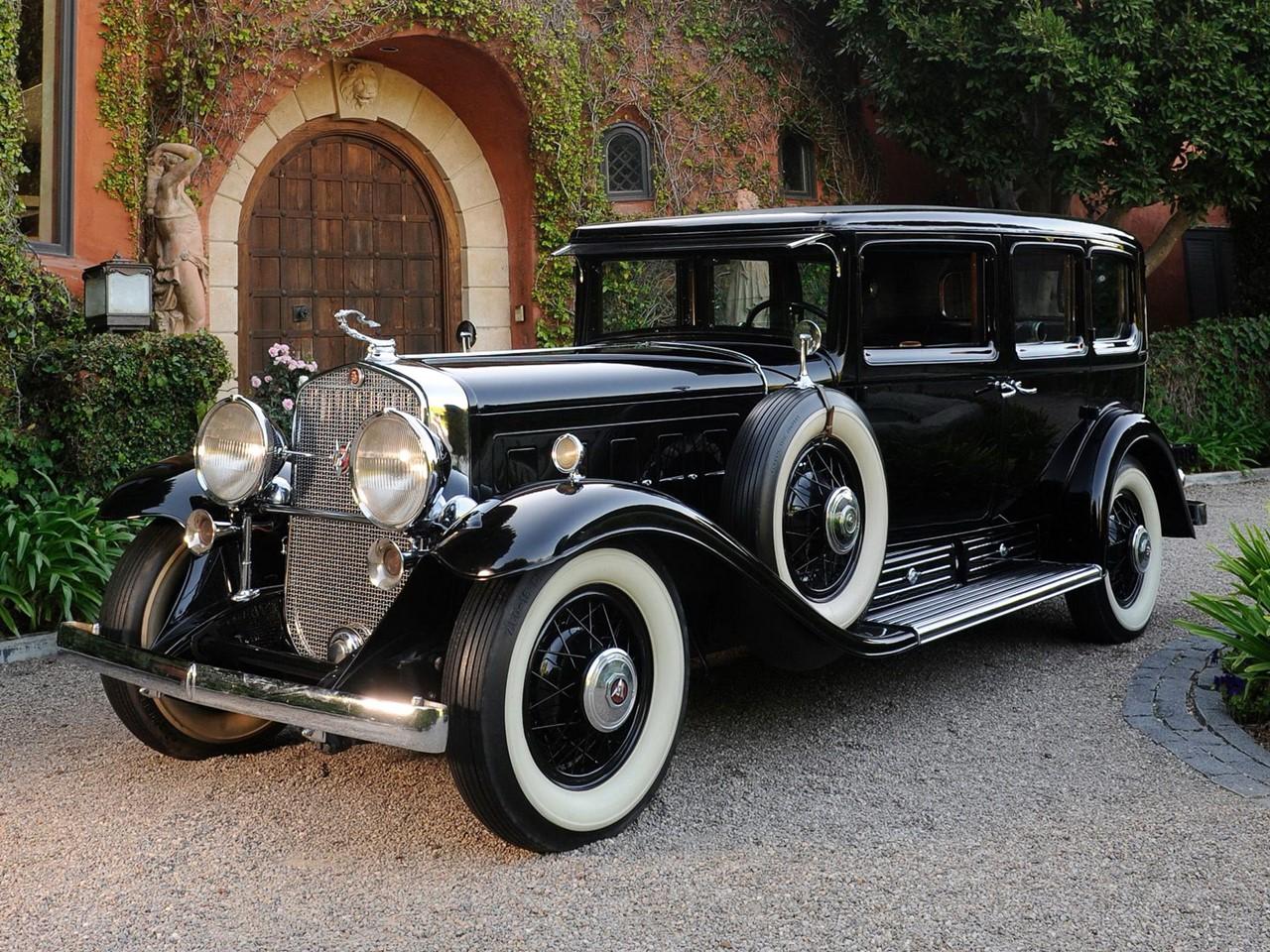 1931 Cadillac V12