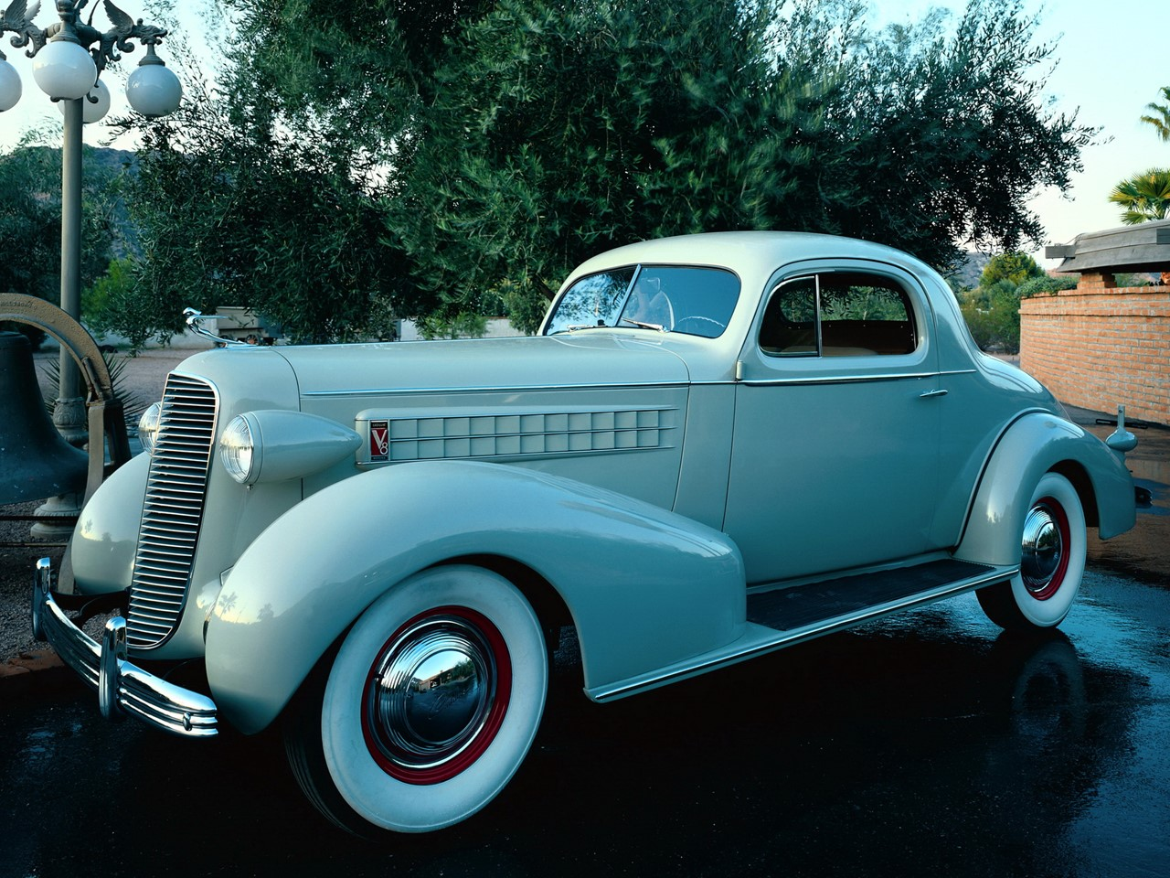 1936 Series 70 V8 coupe