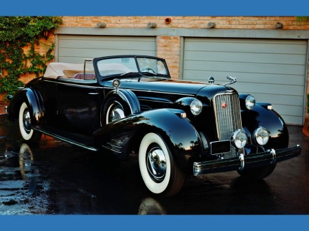 1936 V16 convertible