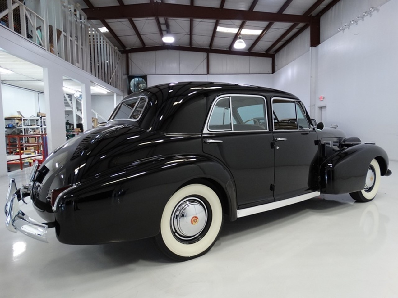 1940 Fleetwood Series Sixty-Special 4