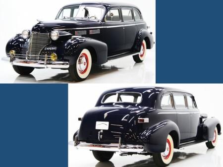 1940 Series 72
