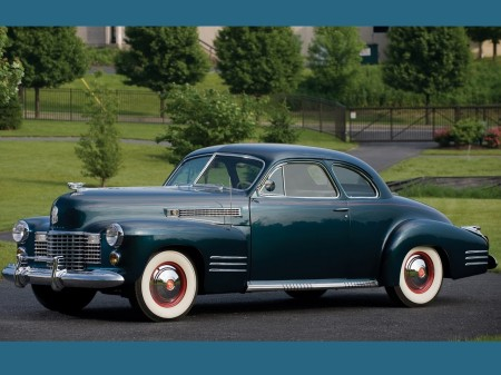 1941 Cadillac Sixty-two Coupe