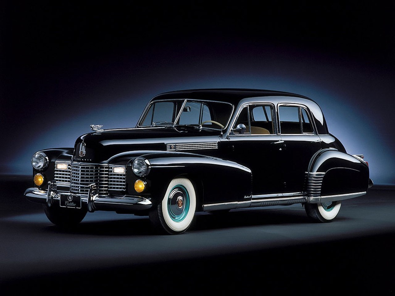 1941 Fleetwood Series Sixty-Special